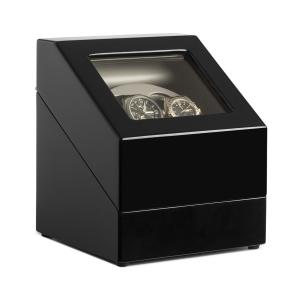 vetrina portaorologi girevole per 2 orologi