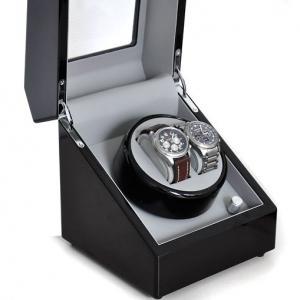 Image For vetrina portaorologi girevole per 2 orologi