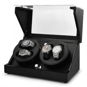 CA2PM Espositore per 4 orologi color carbone - Italy