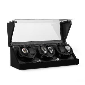 CA3PM Espositore per 6 orologi color carbone