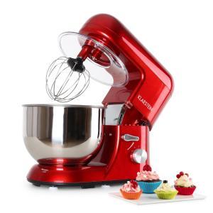 Bella Rossa Robot da cucina 1200W 5 litri rosso