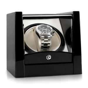 8PT1S espositore orologio laccatura nera