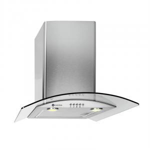 GL60WS cappa cucina aspirante 60cm 370m³/h Classe E trasparente | 60