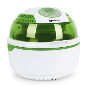 Image For VitAir friggitrice ad aria calda 1400W 9l verde