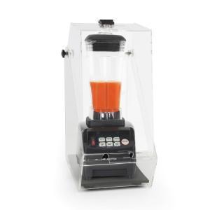 Herakles 5G Mixer da cucina Nero con cover 1500W 2,0 PS 2 litri Senza BPA