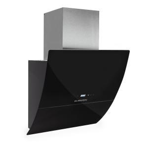 RGL60BL cappa di aspirazione 60cm 500m³/h vetro nera nero | 60