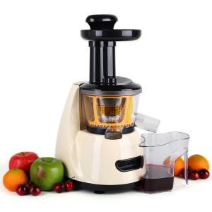 Fruitpresso Slow juicer frullatore 70 U/min crema crema