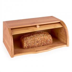 n.3 cassetta del pane bambù 11,5L