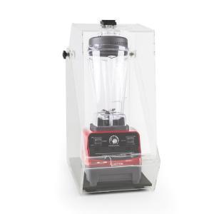 Herakles 3G Frullatore Rosso con Cover 1500W 2,0 CV 2 Litri senza BPA