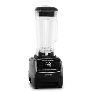 Herakles 2G-B Frullatore 1200W 2 Litri Senza BPA Nero