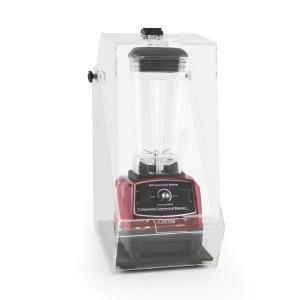 Herakles 2G Frullatore Rosso con Cover 1200W 1,6 CV 2 Litri senza BPA