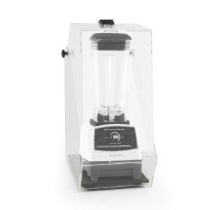 Herakles 2G Frullatore Bianco con Cover 1200W 1,6 CV 2 Litri senza BPA