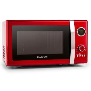 Fine Dinesty 2in1 Forno Microonde 23l 800w Rosso rosso