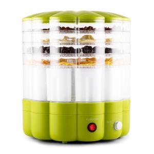 Yofruit Essiccatore 5 Ripiani Con Macchina per Jogurt Verde verde