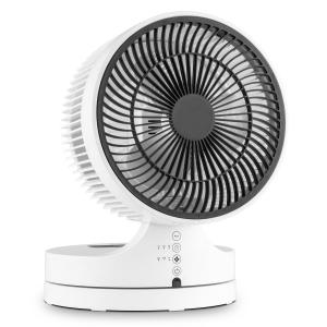 Touchstream WH Ventilatore A Piantana 45W Touch Bianco