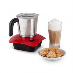 Soprano Schiumatore Latte a Induzione 500W Scalda Bricco Acciaio 150/3