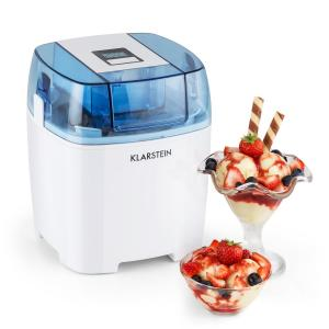 Creamberry Gelatiera Yogurt Gelato Contenitore Termico 1,5l Bianca