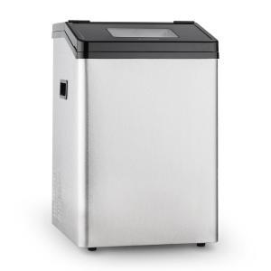 Powericer ECO 4 Macchina per il ghiaccio 450W 40 kg/giorno Acciaio inox