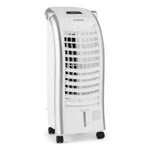 Maxfresh WH Ventilatore Rinfrescatore d'Aria 6L 65W Telecomando Siberini bianco