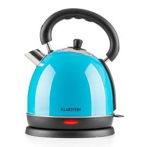 Teatime Bollitore Teiera 1850W 1,8 l Acciaio Inox Blu