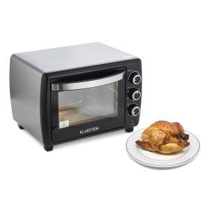 Omnichef 30 2G Mini-forno Spiedo 1500 W 30 l Nero nero