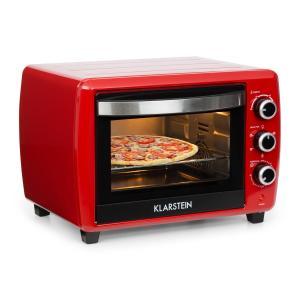 Omnichef 30 2G Mini-forno Spiedo 1500 W 20 l Rosso bianco