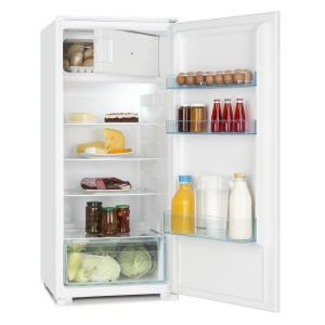 Coolzone 186 Combinazione Frigorifero Congelatore A+ 171|15ll Incasso 56x126x56