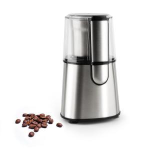 Speedespresso Macinacaffè 200W 65g  Acciaio Inox Argento