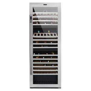 Botella Trium Cantinetta Vino Classe B Vetro Acciaio Inox 3 Zone 617 L