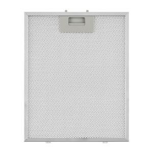Filtro Antigrasso in Alluminio 26x32 cm Filtro Sostitutivo