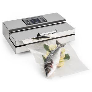 Image For Foodlocker-Chef Macchina per sottovuoto -0,95bar / 20l/min / 40cm Acciaio inox