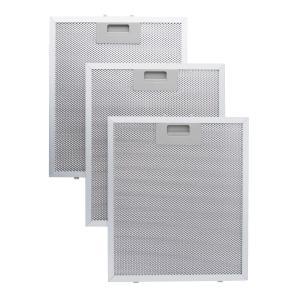 Filtri Antigrasso in Alluminio 26,5 x 31cm Filtri di ricambio