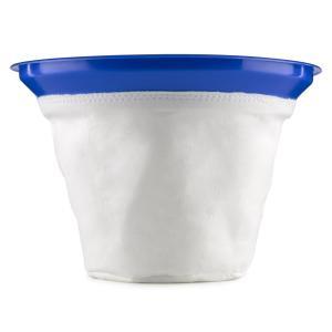 Sacchetto filtro Accessori per aspirapolveri per bagnato e asciutto tessuto Ø35cm