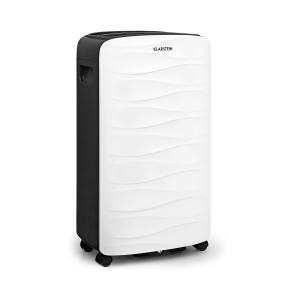 Klarstein DryFy 16 Deumidificatore Compressione 16l/24h 255W Timer Bianco-Grigio