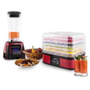 Image For Herakles 8G Valle di Frutta Set Mixer Essiccatore BPA Free