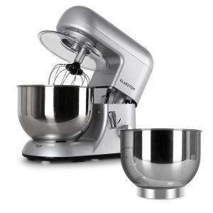 Bella Argentea Robot da Cucina Set Completo + Ciotola Extra argento