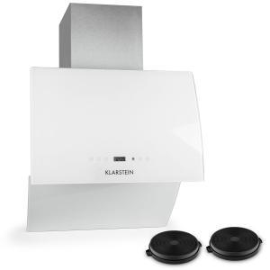 Cappa Aspirante RGL60WH Con Filtro Ai Carboni Attivi