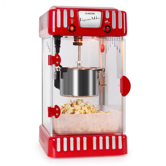 Volcano Macchina Popcorn