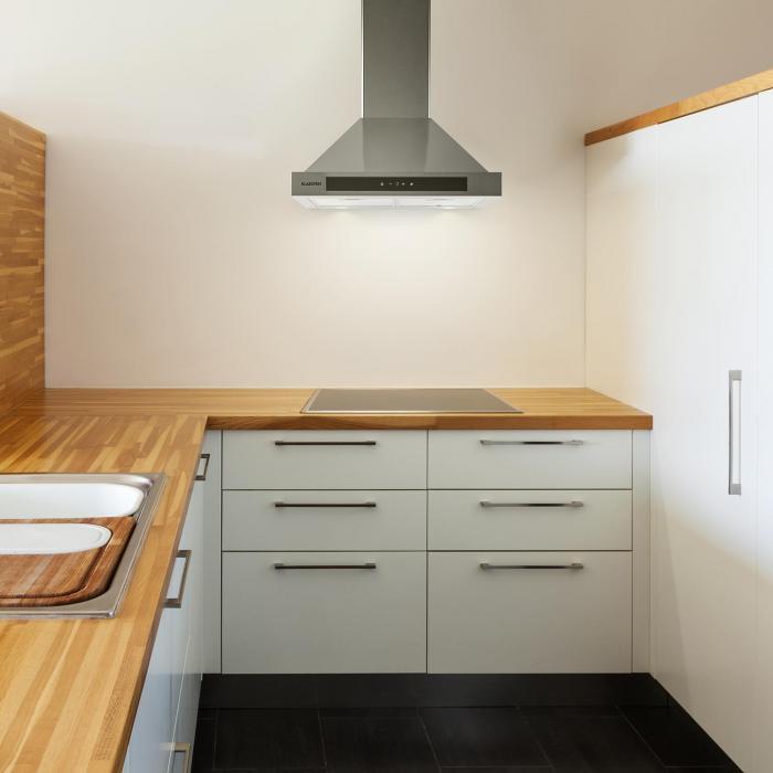 Zelda cappa aspirante acciaio inox 60cm montaggio a parete - Cappa cucina aspirante ...