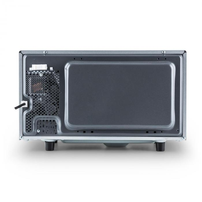 Steelwave forno a microonde 23l 800w a incasso klarstein - Mobile porta forno microonde ...